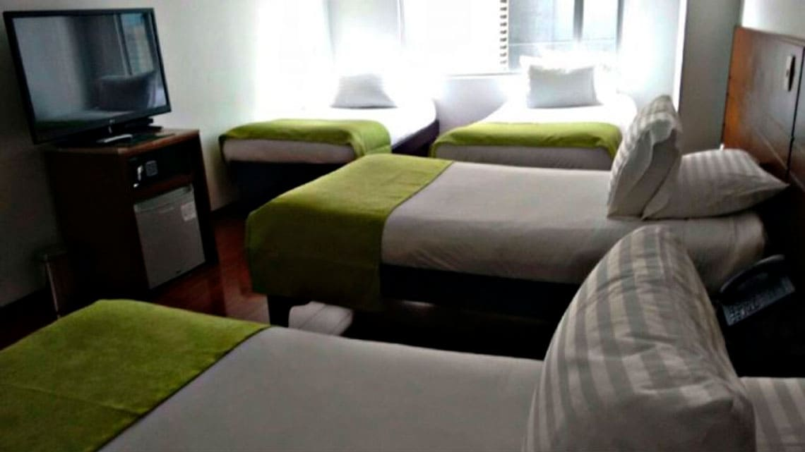 Quadruple Room - Hotel Macao Colombia